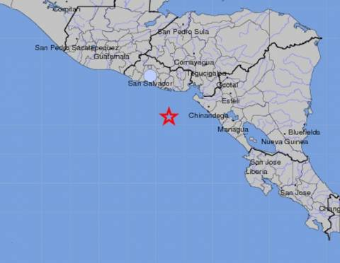 Σεισμός 7,4 Ρίχτερ στον Ειρηνικό