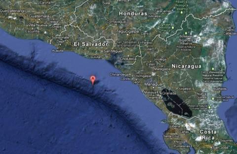 Κίνδυνος τσουνάμι μετά το σεισμό στο Ελ Σαλβαδόρ