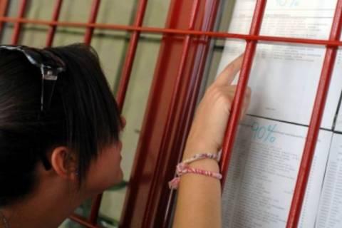 Βάσεις 2012: Αυξημένο το ποσοστό επιτυχίας
