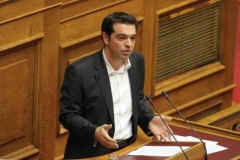 Συζητείται σήμερα η επερώτηση Τσίπρα στη Βουλή για τη Siemens