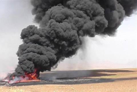Αναστολή στη λειτουργία του αγωγού Κιρκούκ-Τσεϊχάν
