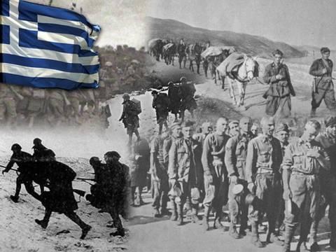Κόψτε τα βέβηλα χέρια που πνίγουν την Ελλάδα