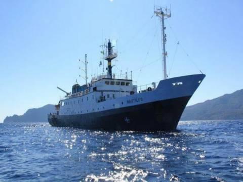 Κύπρος: Δυο ναυάγια ανακάλυψε το Ναυτίλος