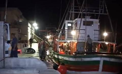 Προκλητικό: Τούρκοι ψάρευαν παράνομα ανοιχτά της Αλεξανδρούπολης!