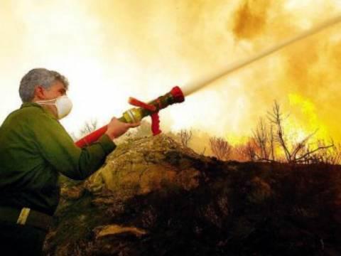 Πυρκαγιά στο Κορωπί