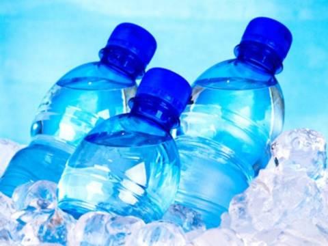Μείωση κατανάλωσης εμφιαλωμένων νερών κατά 8%