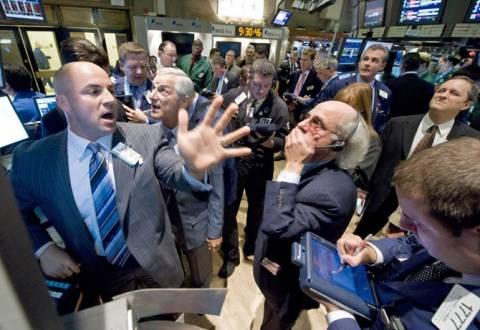Νέες απώλειες για τον Dow Jones