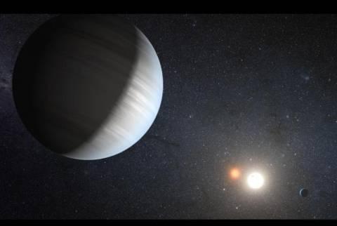 Πιθανότητες για εξωγήινη ζωή γύρω από δυαδικούς αστέρες