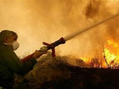 Κι άλλη φωτιά σε εξέλιξη στην Κρήτη