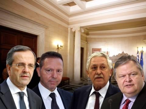 Προς νέα σύσκεψη των πολιτικών αρχηγών