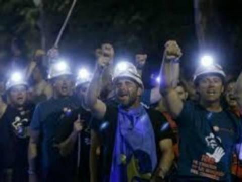 Ανθρακωρύχος έκοψε τις φλέβες του σε ένδειξη διαμαρτυρίας