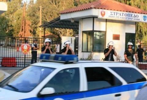 Μήνυση των εμπόρων για τη μετατροπή του στρατοπέδου Καλογερόγιαννη