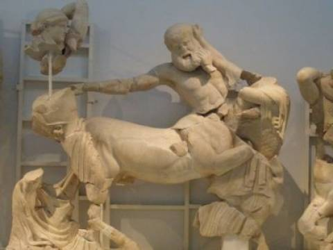 Η κλοπή στην Αρχαία Ολυμπία εμπνέει….