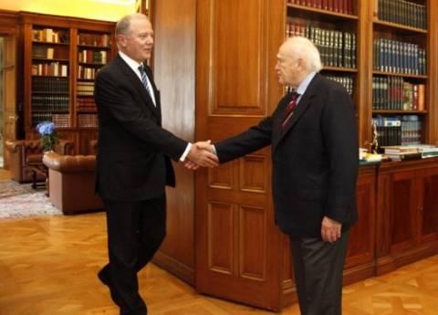 Στον Πρόεδρο της Δημοκρατίας την Παρασκευή ο Γ. Προβόπουλος