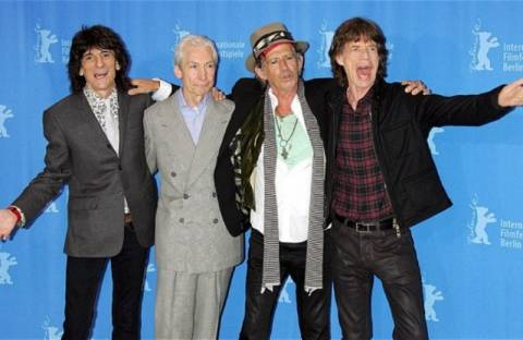 Rolling Stones: Γιορτάζουν τα 50 χρόνια τους με ένα ντοκιμαντέρ