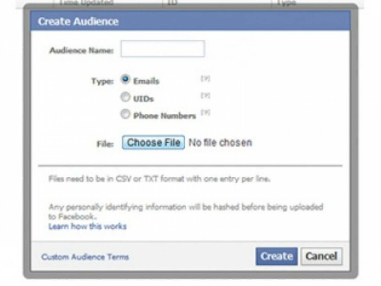 Επίσημο: Το Facebook δίνει e-mail και τηλέφωνο σε διαφημιστικές!