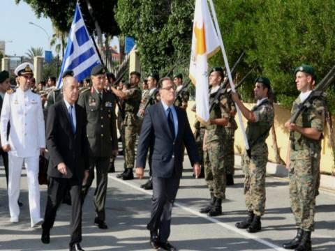 Παναγιωτόπουλος: Να παλέψουμε για μια ελεύθερη Κυπριακή Δημοκρατία