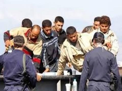 Απόβαση στο Αιγαίο ετοιμάζουν 100.000 λαθρομετανάστες