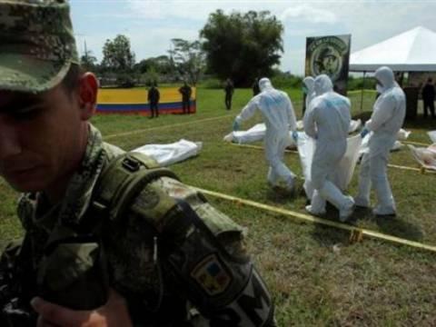 Κολομβία: Στρατιώτης σκότωσε 3 συναδέλφους του σε βάση