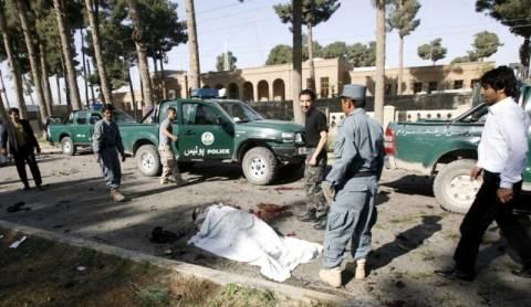 Αφγανιστάν: Δώδεκα νεκροί σε επίθεση αυτοκτονίας