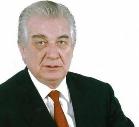 Πέθανε ο πρώην βουλευτής της ΝΔ Στάθης Αγγελούσης