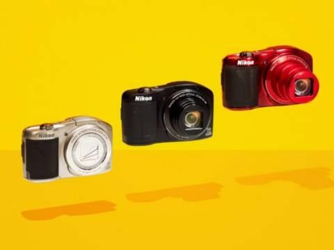 Απλά τέλεια: η compact φωτογραφική μηχανή COOLPIX L610 με zoom 14x