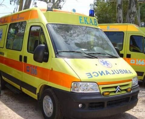 Κρήτη: Κωφάλαλος τραυματίστηκε σοβαρά στο τροχαίο