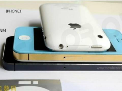 Διέρρευσαν ως οι φωτογραφίες του νέου iPhone (pics)