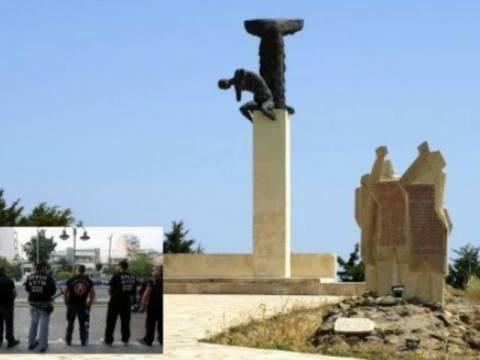 Πόλεμος δήμου - Χρυσής Αυγής με φόντο το Ολοκαύτωμα της Βιάννου
