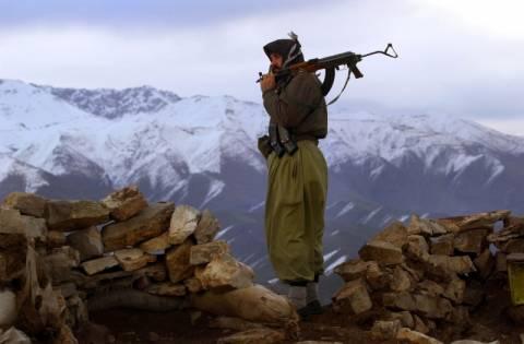 Επιδρομή τουρκικών μαχητικών κατά Κούρδων ανταρτών