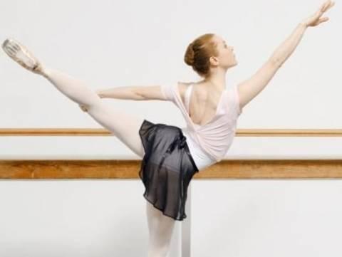 Σώμα χωρίς ίχνος λίπους; Το μυστικό βρίσκεται στο μπαλέτο