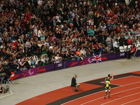 Παραολυμπιακοί Αγώνες: Η διοργάνωση σε φωτογραφίες