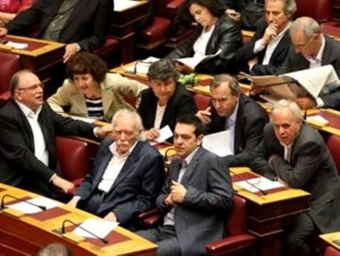 Ερώτηση του ΣΥΡΙΖΑ για την επιτήρηση της χώρας μας για διαφθορά
