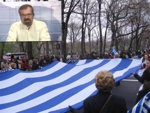 Video: Οι Ομογενείς θα μας σώσουν από το χρέος