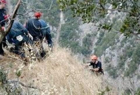 Τραγωδία στην Κρήτη – Πήγε να μαζέψει καρύδια και έπεσε σε γκρεμό