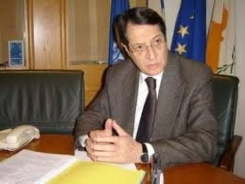 Το Κυπριακό συζήτησαν Αναστασιάδης και Χέιγκ