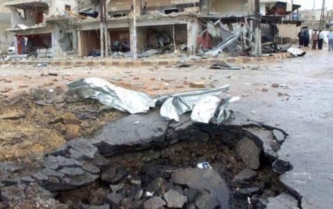 Έκρηξη έξω από τέμενος στη Δαμασκό