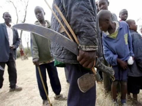 Σφαγή χωρικών στη νοτιοανατολική Κένυα