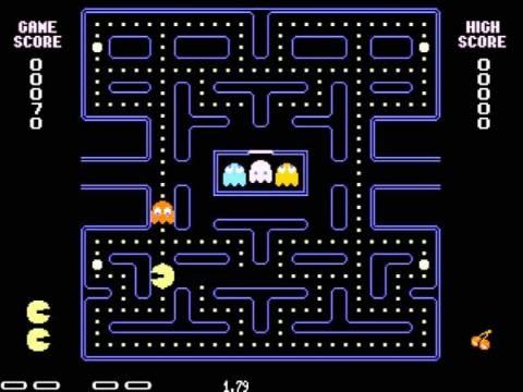Εσείς γνωρίζατε πως πήρε το όνομά του το Pac-Man;