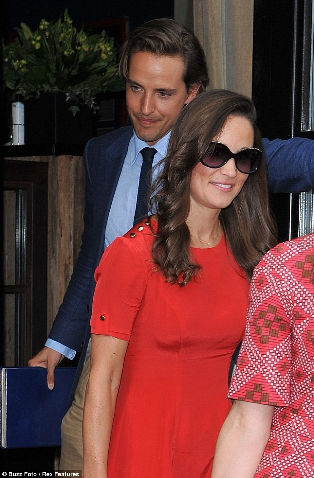 Pippa Middleton: Απολαμβάνει την χλιδάτη ζωή της!