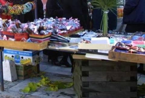 Μικροπωλητές: Να συνεχίσει τις εφόδους της η Χρυσή Αυγή