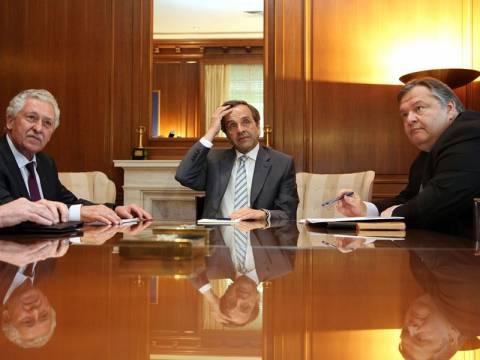 Δεν επετεύχθη συμφωνία στη σύσκεψη των πολιτικών αρχηγών