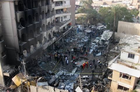 Τριάντα δύο νεκροί από επιθέσεις στη Βαγδάτη