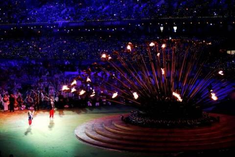 Παραολυμπιακοί Αγώνες 2012: Καθήλωσε 80.000 κόσμο η Τελετή Λήξης