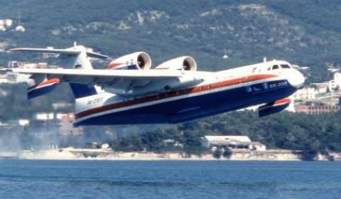 Η Ρωσία σκέφτεται την παραγωγή αμφιβίου αεροσκάφους στην Κίνα