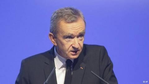 DW: Ο πλουσιότερος Γάλλος θέλει να γίνει Βέλγος