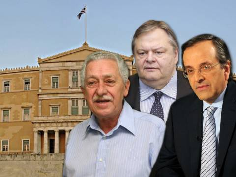 Νέα συνάντηση των κυβερνητικών εταίρων την Τετάρτη