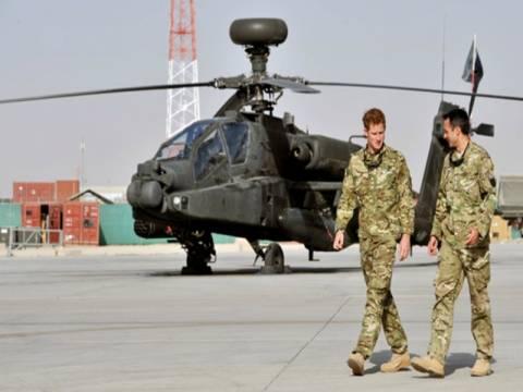 Οι Ταλιμπάν έβαλαν στο στόχαστρό τους τον πρίγκηπα Χάρι