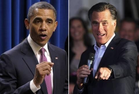 Αυξάνει το προβάδισμά του ο Ομπάμα σύμφωνα με τις δημοσκοπήσεις