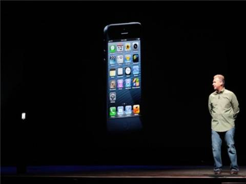 Αυτό είναι το iPhone 5! (pics)